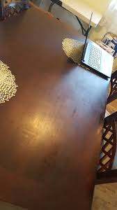 Best way to clean wood furniture Antique Wood My Wonderful Husband Tried To Help Me By Washing The Table Except He Used Dish Washing Scrub And Palmolive Now It Looks Dull Streaky And Horrible Wikihow Fixing Wood Furniture Damaged By Household Cleaners Thriftyfun