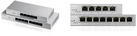 Новые смарт-<b>коммутаторы Zyxel</b> для сегмента СМБ