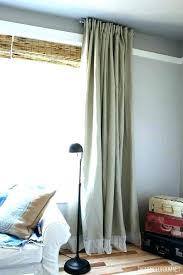 shower curtain lengths ndard shower curtain liner