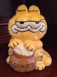 Garfield Cookie Jar Fascinating Garfield Cookie Jar
