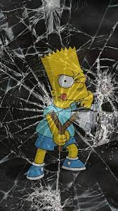 Simpsons Weed Wallpaper (Page 1) - Line ...