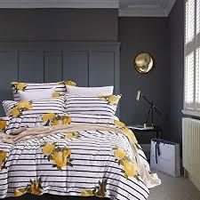 wake in cloud striped comforter set