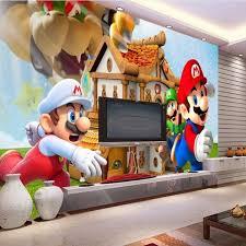 super mario 3d cartoon wallpaper