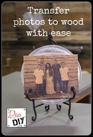 transferring photos to wood is one of my favorite diy photo ideas these are perfect