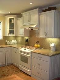 small white kitchens with white appliances. Delighful Kitchens Shows White Appliance With Cabinets Glass Cabinet Door And Upper  Molding In Small White Kitchens With Appliances S