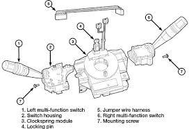 jeep wrangler clock spring wiring schematic jeep printable 1999 honda accord ex 3 0l fi sohc vtec 6cyl repair guides on jeep wrangler clock