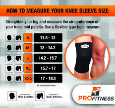 Knee Sleeve Size Chart Entry 14 By Manojm2 For Design A Knee Sleeve Size Chart