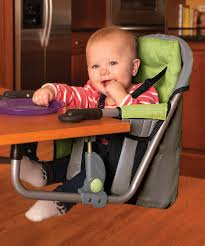 green easy diner portable hook on high chair