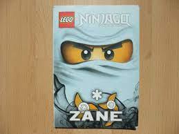 """Ninjago - Masters of Spinjitzu - Zane"""" – Buch gebraucht kaufen –  A02pXsFV01ZZx"""