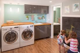 basement cabinets ideas. Basement Laundry Room Makeover Cabinets Ideas