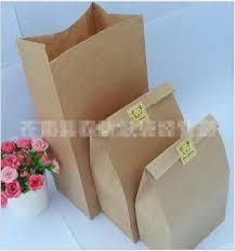 <b>100pcs</b>/lot 17cmX9cmX5cm <b>Kraft Paper Small</b> Gift Bags Sandwich ...