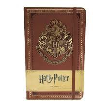 harry potter hardcover ruled journal hogwarts