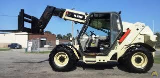 Ingersol Rand Forklift Ingersoll Rand Vr 530c 5300 Lb Telehandler For Sale Telehandlers