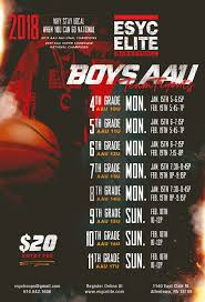 Aau Basketball Flyer - Koto.npand.co