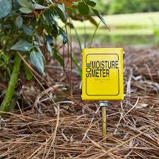 Plant Moisture Meter Chart Lincoln Soil Moisture Meters