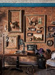michele varian and brad roberts s fourth floor soho loft photo by bruce buck nytimes  on wall art old picture frames with the lone rangers pinterest soho loft soho and lofts