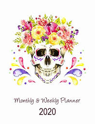Pdf Monthly Weekly Planner Monthly And Weekly Planner