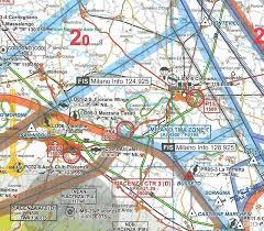 Aerotouring Vfr Chart Italy Li 4