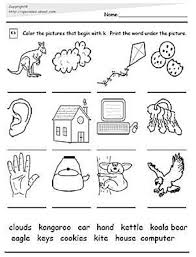 Worksheets and Activities for the Letter K | Worksheets ...