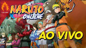 Naruto Online MMORPG : Recrutando Ninjas p/ Guilda (LIVE) #09 - YouTube