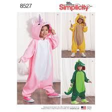 Simplicity Jumpsuit Pattern Mesmerizing Childs Animal Jumpsuit Simplicity Sewing Pattern 48 Sew Essential