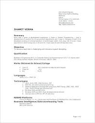 Professional Resume Styles Resume Styles Most Current Resume Format
