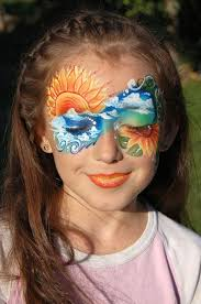 here comes the sun face painting competition winners announced