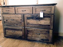 rustic look furniture. Custom Bedroom Furniture - International Falls Rustic Look O