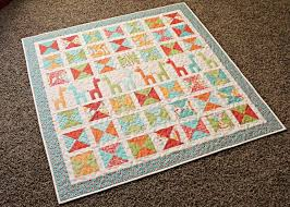 278 best Quilts for Babies and Kids images on Pinterest | Baby ... & Lovey Giraffes Quilt Pattern Adamdwight.com