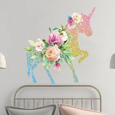 the best unicorn wall decals that your
