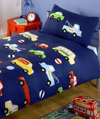 transport toddler bedding set cars and lorries