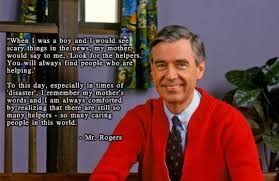 Mr. Rogers still brings comfort in wake of Boston Marathon ... via Relatably.com
