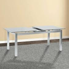glass extendable dining table glass extendable dining table uk glass extendable dining table ikea