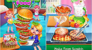 fast food maker icy food maker frozen slushy for android free download at apk here