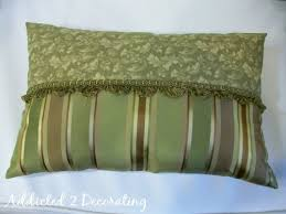 Decorative Trim For Pillows