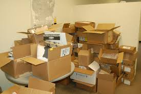 a catalog comes to life bas bleu bluestocking salon once we tap the titles we want to give a closer look we request samples from the publishers the pile of boxes pictured here is just a fraction of what