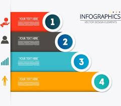 Modern Chart Design Modern Infographics Bar Chart Free Vector Download 17 316