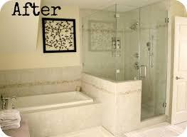 bathroom shower and tub. Shower Bath Tub Glass Door Pic Bathroom And R