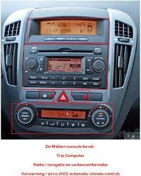 Instructie Voertuig Auto Controle Kia Cee D Autorijschool Lolkama