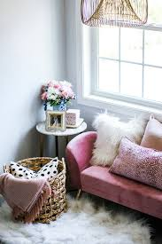 how to style a cozy bedroom nook