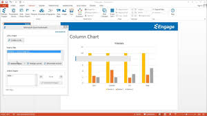 How To Link And Automate Charts In Powerpoint Via Excel Using Engage