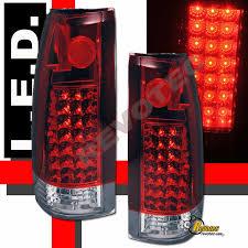 88 98 chevy silverado gmc sierra led tail lights 94 97