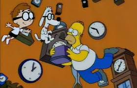 The Simpsons GallerySimpson Treehouse Of Horror V