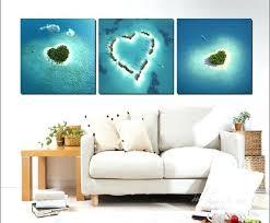 island wall decor modular paintings