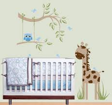 baby wall decals  nursery wall decal baby girl and name wall