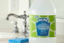 You may begin by buying an inexpensive spray bottle (24-36 oz.) and mix a  solution of 1 part vinegar and 1 part water. You can use this solution to  clean ...