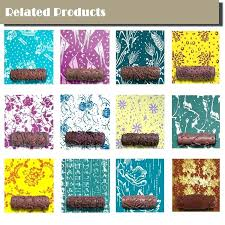 Patterned Paint Roller Home Depot Classy Design Paint Roller Patterned Paint Rollers Pattern Design Paint