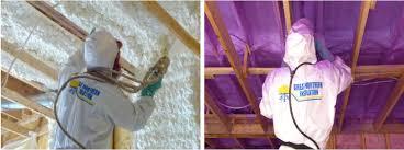 spray foam insulation in belleville