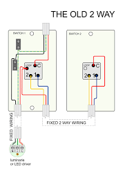 How To Wire A 2 Way Light Switch How To Wire A Two Pole Light Switch Pogot Bietthunghiduong Co