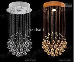 hanging crystal light fixture lighting designs